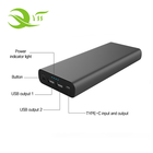26800mAh External Battery Mobile power bank with 45W Type Input Port Fits for All Mobile Phone/PSP/Table/GPS/MP3/4/Camera etc