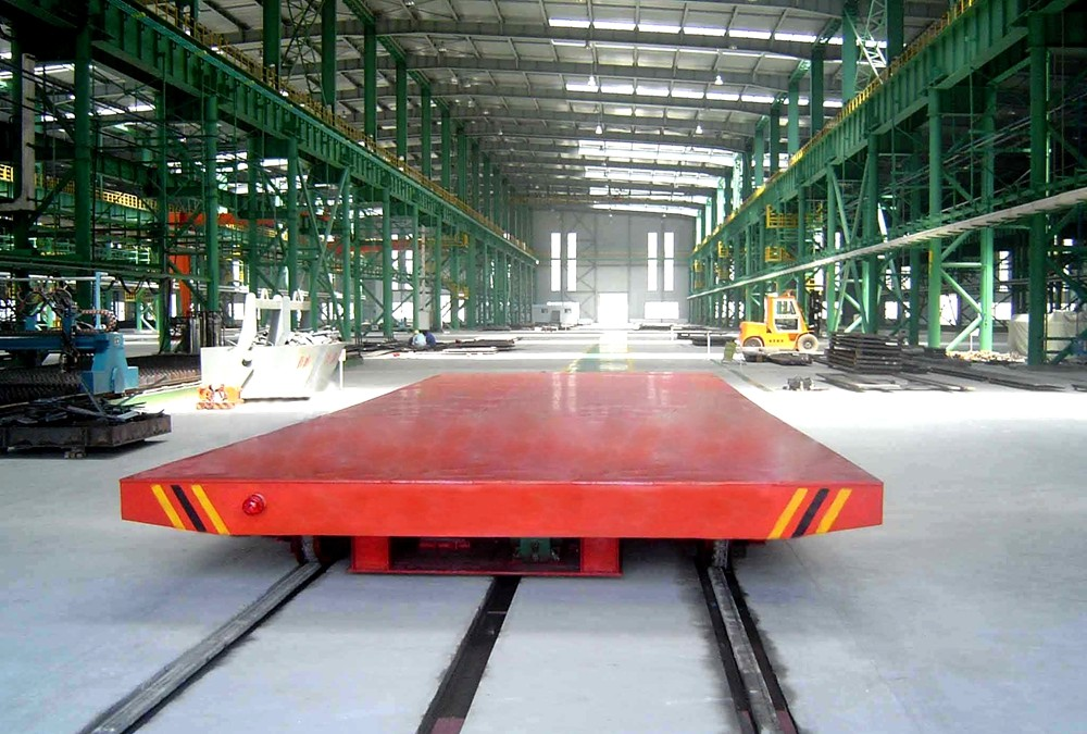 Factory directly sale best price industrial electric transfer cart 5 ton