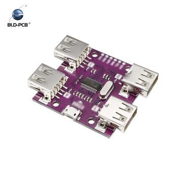 Usb Sound Card Circuit Diagram   Usb Hub Circuit Free Wiring Diagram For You