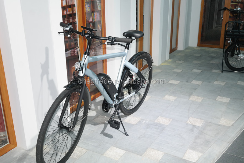 The newest model 28 inch 2 speeds electric aluminum electric bike/bicycle/cycle/cargo bike/cargo tricycle EB 5011A