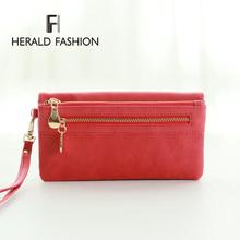 Multifunkčná priestorná dámska peňaženka s miestom aj na mobil z Aliexpress