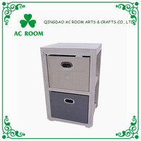 AC ROOM home furniture 2/3/4 drawers antique wooden cabinet
