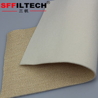 High quality cheapest nomex fabric for dust filter