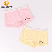5f8dbd0b5ccc Transpirable encantadora pequeña niñas pantalones cortos ropa interior venta  niños bragas