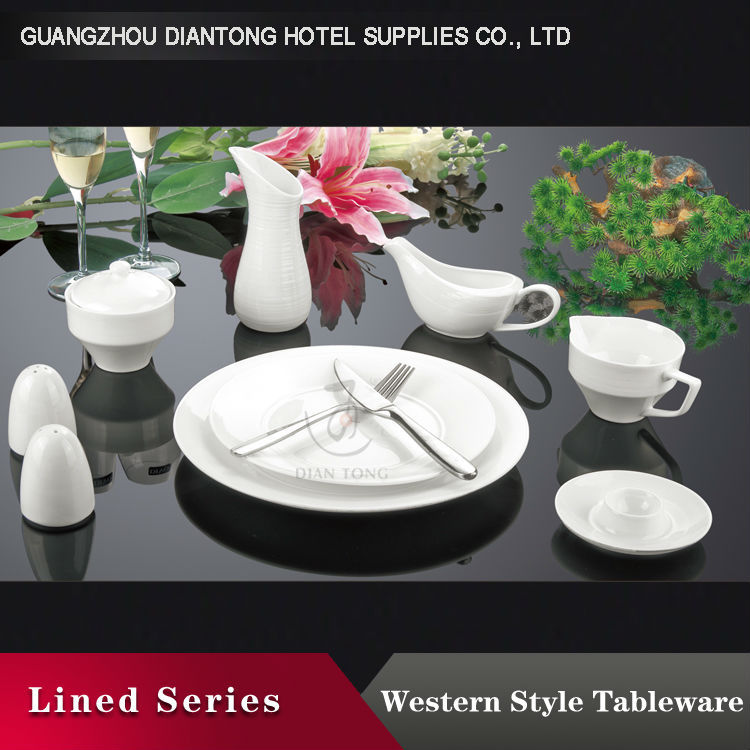 exquisite designs hotel french tableware crockery