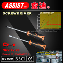 High quality crv screwdriver bits phillips or slotted head for choose screwdriver set precision screwdriver set