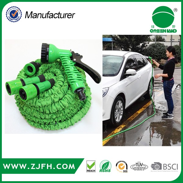 Home & garden Expandable water hose / Save Water car wash for promotion