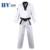 Korea TaeKwonDo TKD  Multi color Uniform with Free Taekwondo