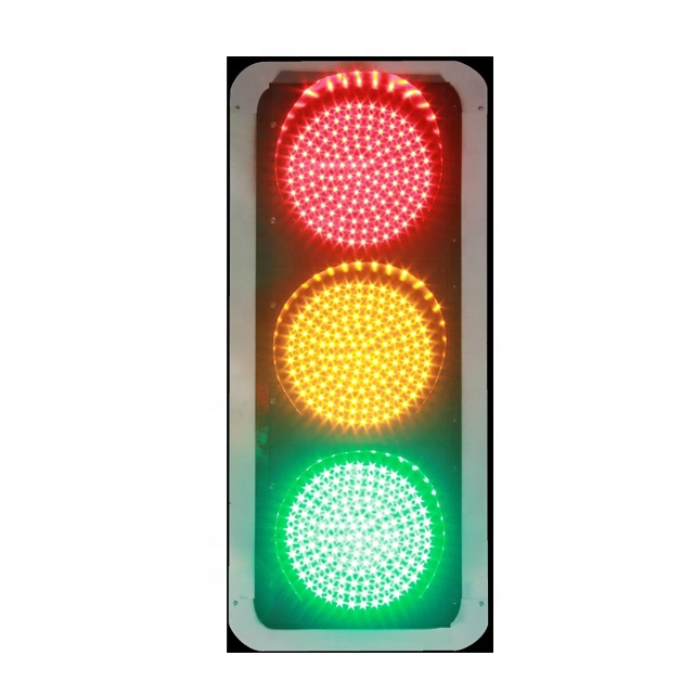 Traffic Light Alert New Design Mix Red And Green Led Light Traffic Arrow Signal 400mm Traffic Light Replacement Fine Quality Roadway Safety