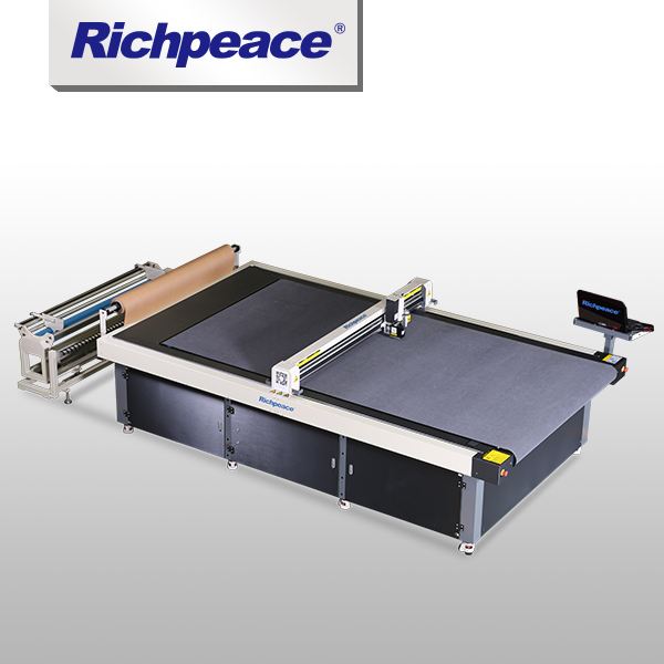 Richpeace Cutting/Inkjet printing/Pen drawing Three In one Automatic cutting machine