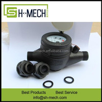 High performance DN15-25mm multi jet water meter