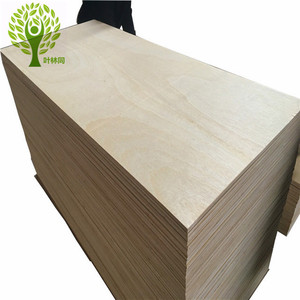 Weifang Yelintong poplar core beech plywood 3mm