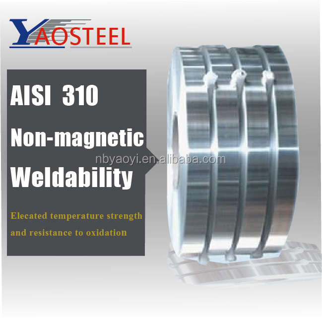 301 spring stainless steel strip