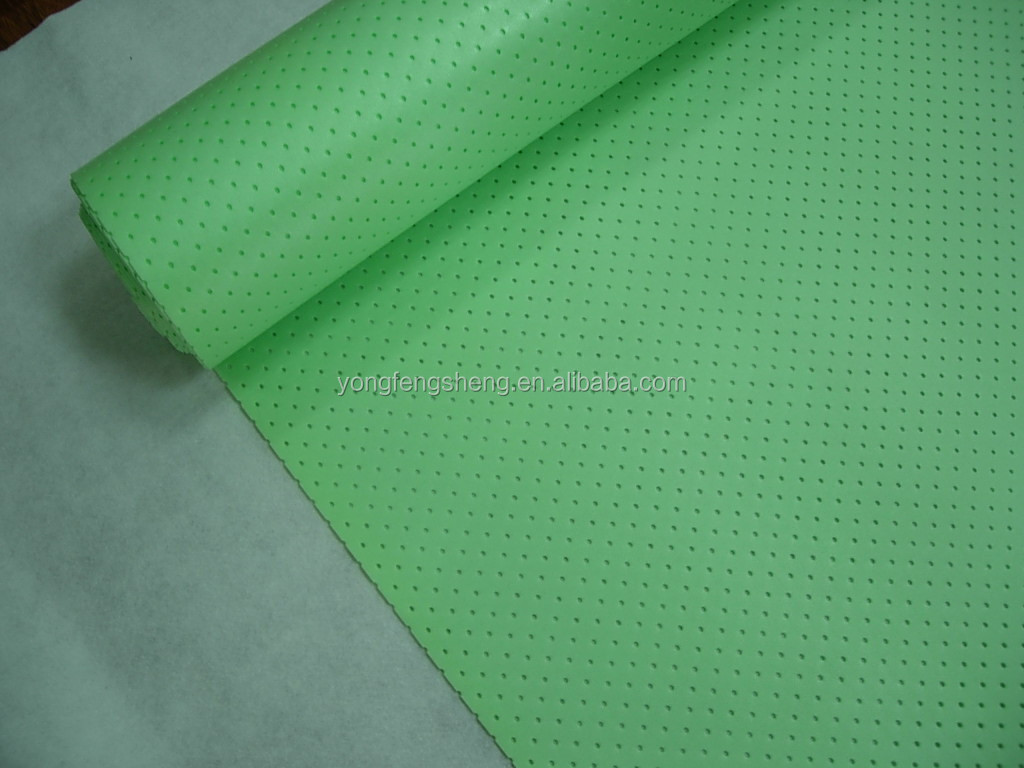 2mm 3mm IXPE mesh floor underlayment foam laminate for flooring