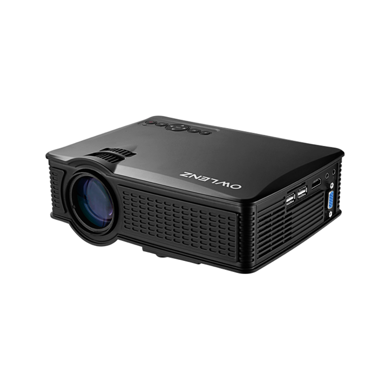 LED mini video home theater full hd SD50 multimedia projector