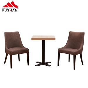 High quality melamine round table cafe restaurant dining set design modern banquet table