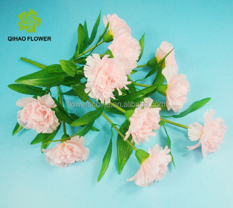 China Fabric Painting Flower Design Decoration