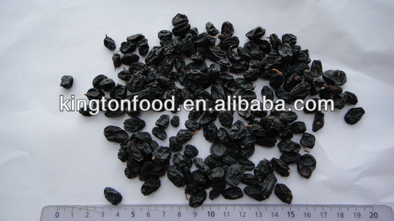 Dried fruit- black currant