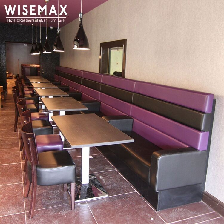 U Shaped Restaurant Booths Elegant U Style Design