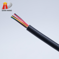 Free sample Oil resistant and wear resistant Multi-core PVC jacket waterproof wire