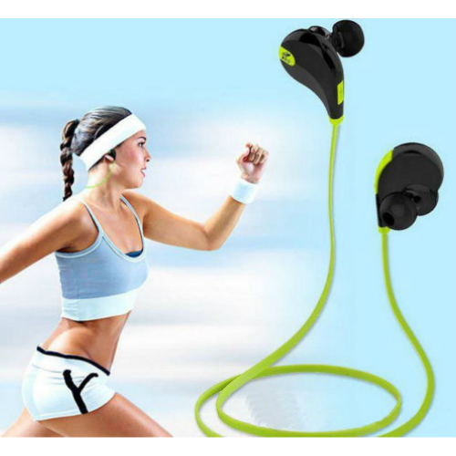 New mini earphone speaker mobile headphones, portable wireless headset with microphone