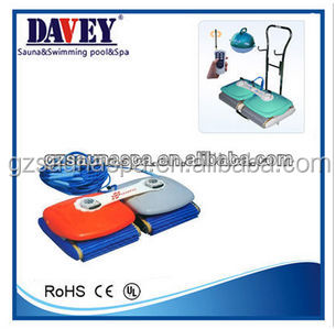 new 2014 High quality swimming equipment 2x2 automatic pool cleaner/swimming pool cleaning equipment,pool cleaning robot