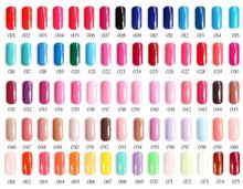6pcs VEN Modern color Gel Nail polish 15ml 233 colors for choice Feifan