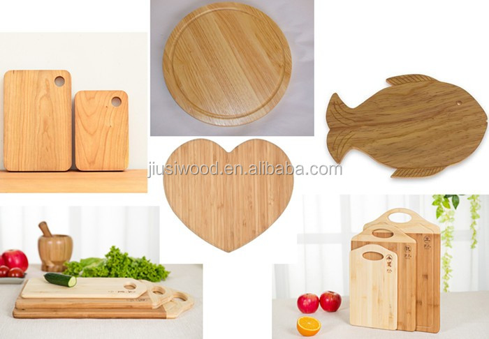 vegetable bread wood cutting board beech wooden chopping board