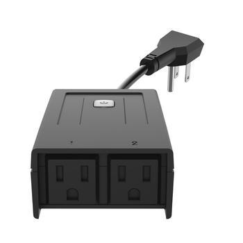 No Hub Required Etl Approved Waterproof Dual Outlets Tuya Smart Plug For  Outdoor Use - Buy Tuya Smart Plug Product on Alibaba com