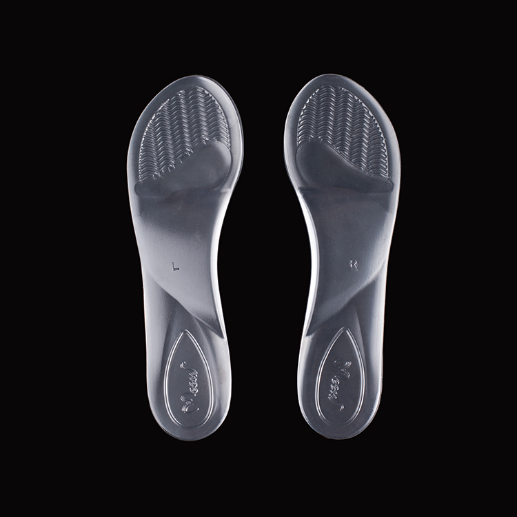 Foot Care Tool Black Fashion Orthotic Memory Foam Arch Support Plantar Fasciitis 3/4 Insoles Shoe Inserts Hottest To Be Distributed All Over The World