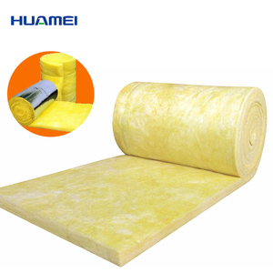 Sound Absorb Glass Wool Blanket Insulation Thickness 50MM