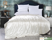 High quality silk quilt duvet comforter set cotton quilt