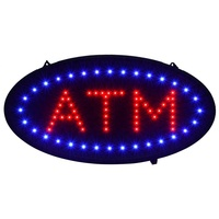 LED ATM Sign Board