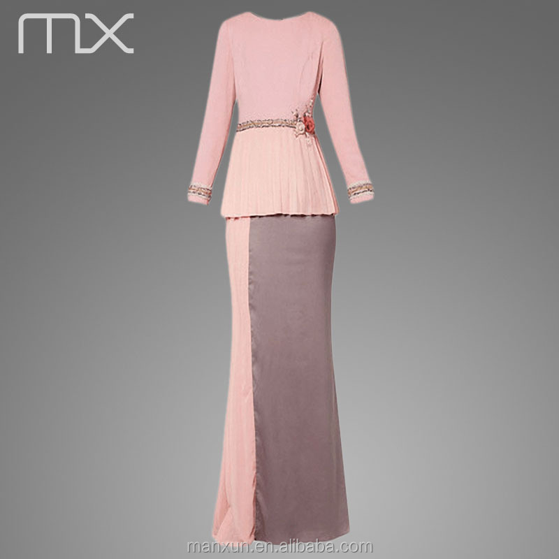 Borong dress maxi