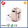 hot selling universal multi-function travel conversion plug, conversion socket, travel plug socket