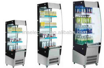 Kühlschrank Vitrine : Offene vitrine kühlschrank offen gekühlten vitrine mit luft