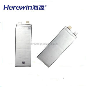 herewin lifepo4 battery 3.2v 3.7v 10ah high capacity prismatic lithium polymer flat cell