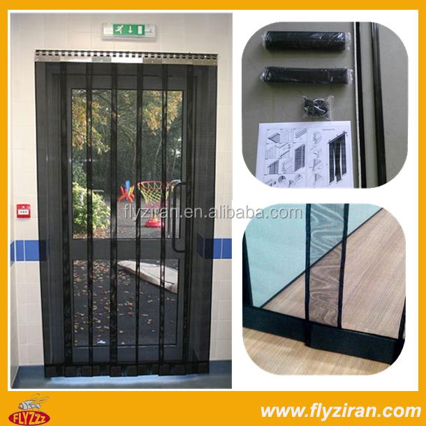 Plastic Strip Door Curtains Rooms