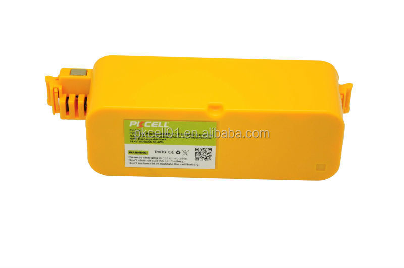 14.4V ni-mh vacuum cleaner batteries for irobot roomba 500 series