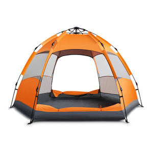 Large waterproof camping hiking beach tent outdoor suitable for 5-8 people tents
