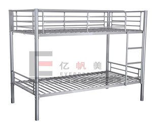 Commercial Furniture Latest Design Worker Dormitory Bunk Beds Industrial