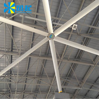 Factory Price Industrial Style HVLS Ceiling Fan