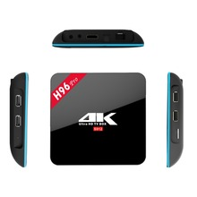 H96 Pro Amlogic S912 Android 6.0 TV BOX 4K Codi 17.0 2GB Ram Android TV Box H96 pro