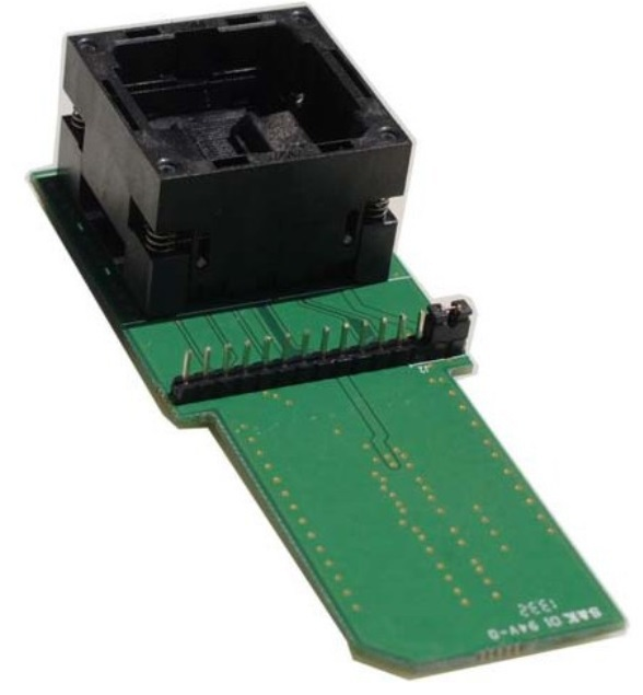 Buy eMMC test Socket to SD, nand flash programmer, for BGA 169 and
