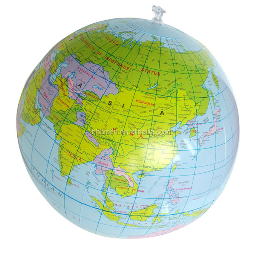 World map beach ball world map beach ball suppliers and world map beach ball world map beach ball suppliers and manufacturers at alibaba gumiabroncs Image collections