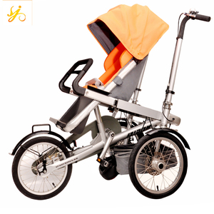 Hot Selling mother baby stroller bike / stroller bike mother and baby / baby stroller bicycle