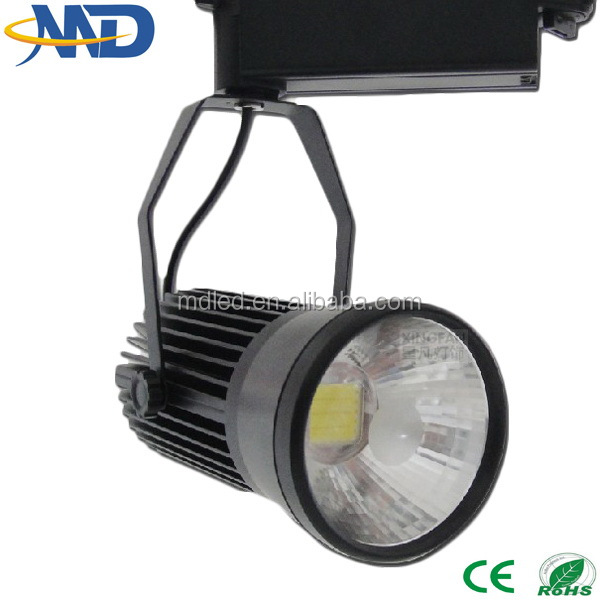 Discount high bright edison led track lights