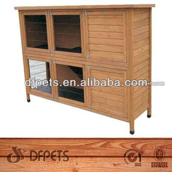 cage de lapin en bois dfr032 buy cage de lapin en bois eunique rabbit cage best outdoor wooden. Black Bedroom Furniture Sets. Home Design Ideas