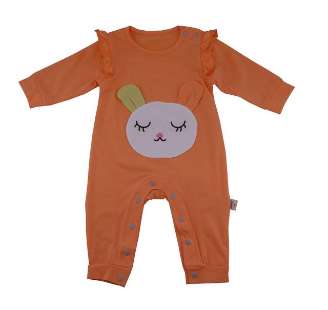 116ea70f0 Venta al por mayor niño mono de manga larga de bebé de verano mameluco de  bebé