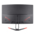 cnhopestar 2560*1440 144hz curved lcd monitor gaming 27 inch 2K with display port dp input